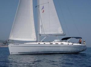 Beneteau Cyclades 50.5 l zeiljacht meezeilen l meezeilvakantie - Mooi weer zeilen, BQ Yachting